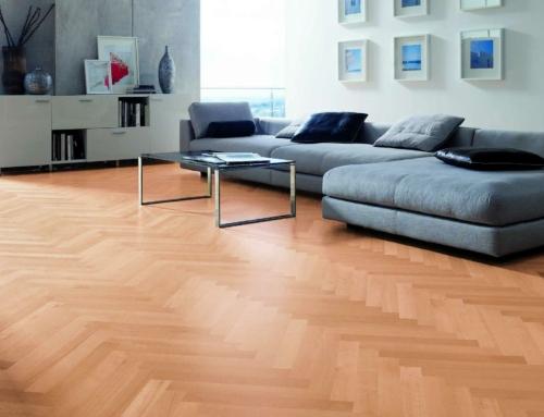 Holzboden mehrschichtig